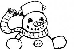 Sněhulák- rozmarýnka