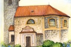 Kostel letnice