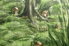 spindl-houby