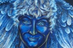 Modrý anděl
